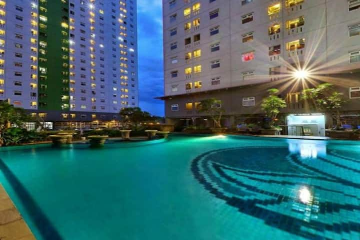 2 Bedroom Apartment in the heart of Jakarta