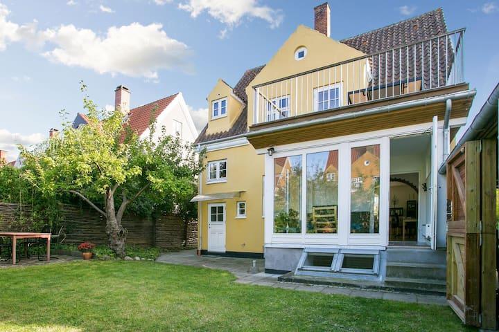 Cozy townhouse close to city center - Köpenhamn - Hus