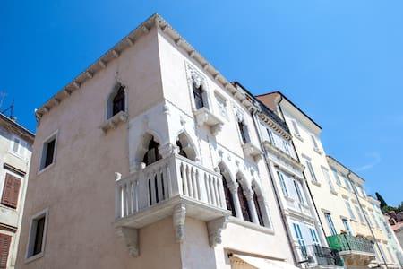 Margerita (Benečanka - Casa Veneziana Piran) - Piran