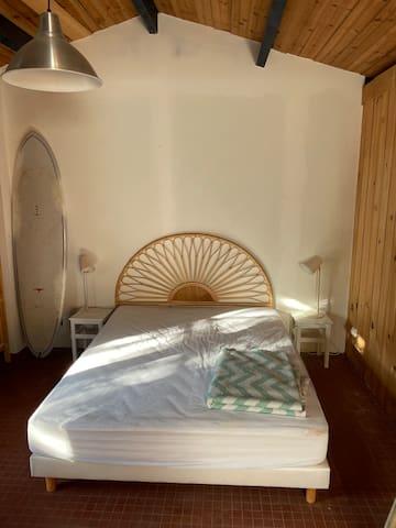 Chambre 4 (cabanon)