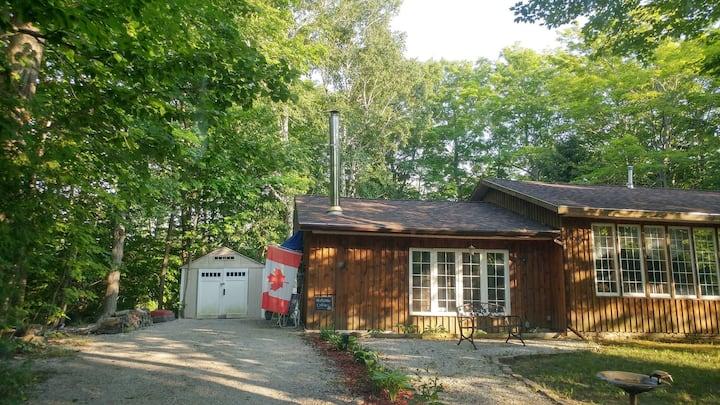 Miller Lake family Cottage