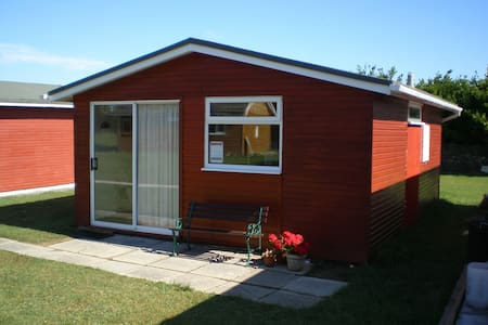 2 Bedroom 6 Berth Chalet in Padstow - Saint Merryn - 木屋