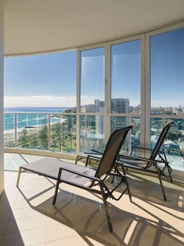 Ocean View 1 Bedroom Executive Suite