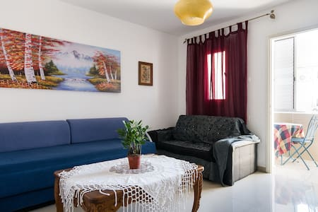 Apartment for relaxing and for health