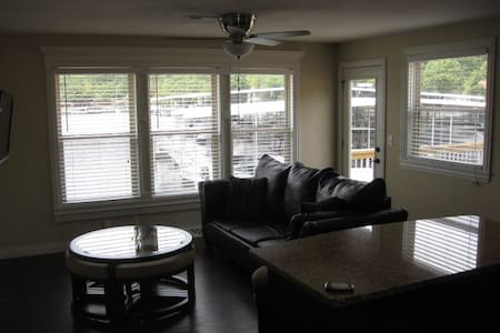 Relax the days away in this 2bd 1 bath condo - Eldon - Appartement en résidence