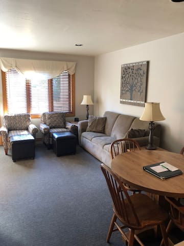 Condo A3 at Evergreen Hill - Great location!