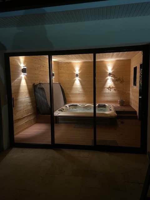 Уютная студия в 15 минутах от Бордо