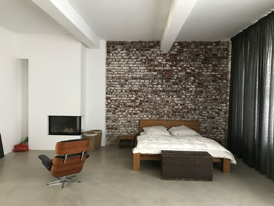 hinterhof loft in k ln ehrenfeld lofts zur miete in k ln nordrhein westfalen deutschland. Black Bedroom Furniture Sets. Home Design Ideas