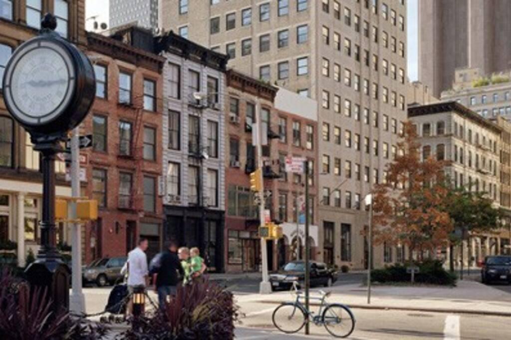 Private bedroom in tribeca appartamenti in affitto a new for Appartamenti in affitto new york city