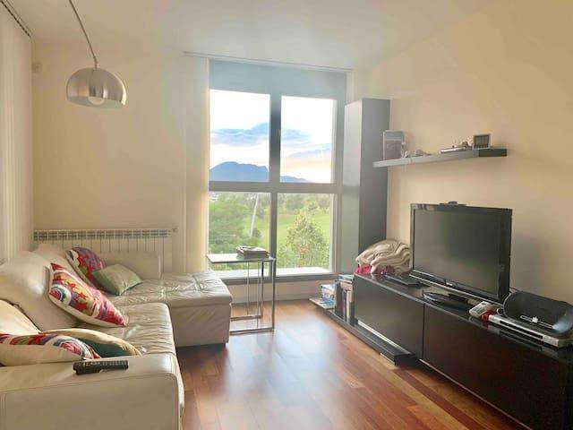 Apartamento dúplex en las Margas Golf, con vistas