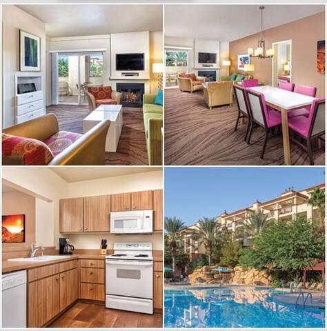 2 Bed Penthouse SN Wyndham Las Vegas - Boulevard - Las Vegas - Apartment