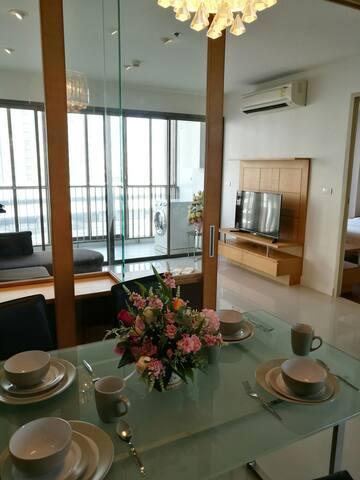 Perfect Location In Bangkok - Bangkok - Apartment