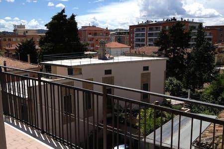 Grande appartamento centralissimo con vista