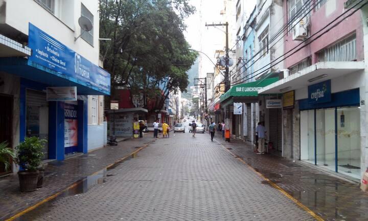Aptº p/ temporada 93m² Centro Histórico de Vitória