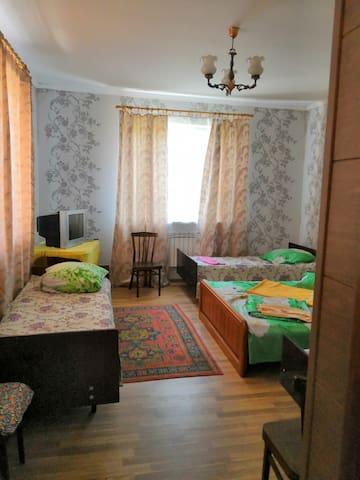 Сдам дом в центре поселка Северный Белгородской об