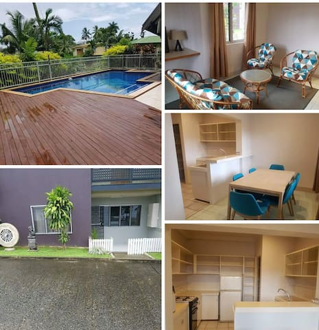 Camira Courts - Suva - Apartment
