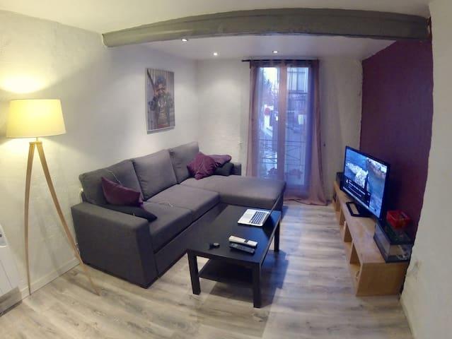 Bel appartement T2 moderne - Digne-les-Bains - Apartmen