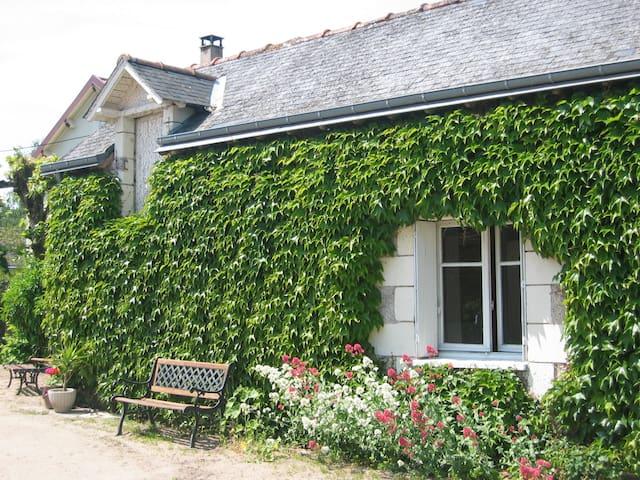 AU COEUR DES CHATEAUX DE LA LOIRE - Bléré - Dům