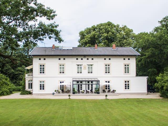 Herrenhaus Gut Bliestorf - Bliestorf - 城堡