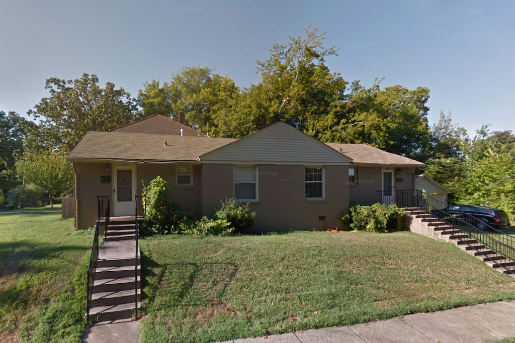 Charming duplex close to everything apartments for rent for 3 bedroom apartments in little rock ar
