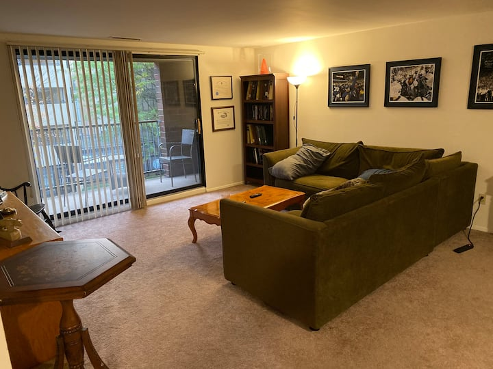 Professional, Clean Downtown Penn State Apartment