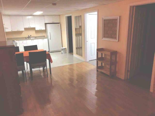 Gamelin appartement 2cc près de tout les  services