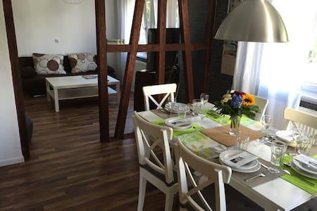 Sonnige Doppelhaushälfte - Albstadt - Hus