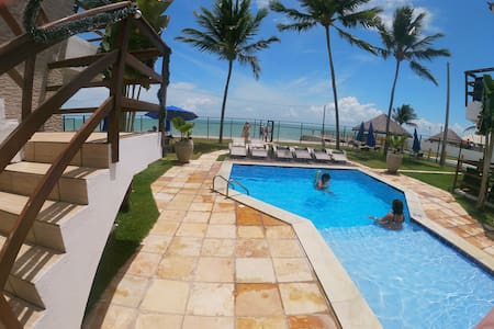Oceano Azul - Beachfront ground floor apartment