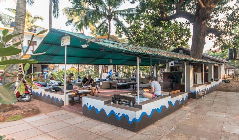 BPP Goa- A/C 8 Bed Mixed dorm