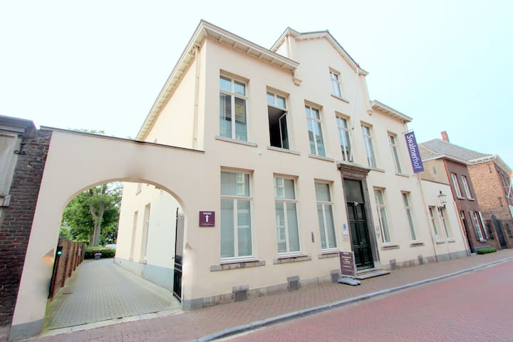 Villadelux Swalmerhof, room 2 - Roermond - Bed & Breakfast