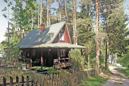 Holiday cottage with 2 bedrooms on 64m² in Barczewo