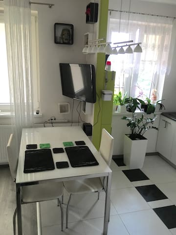 New Privet Apartment + Kitchen - Wieliczka
