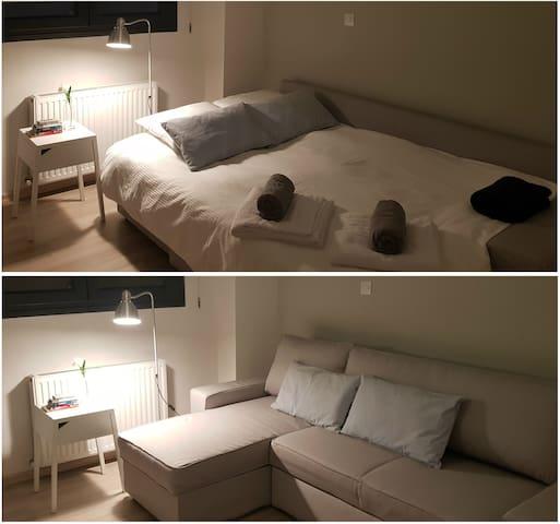 Second Bedroom (Convertible)