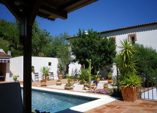 Villa in Sunny Southern Spain - Gaucín - Villa