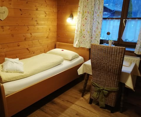 B&B Binderschuster Single bed room Salzburgerland