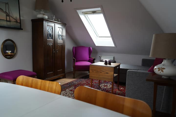 Homely 2 room Apartment close to Cph. city center