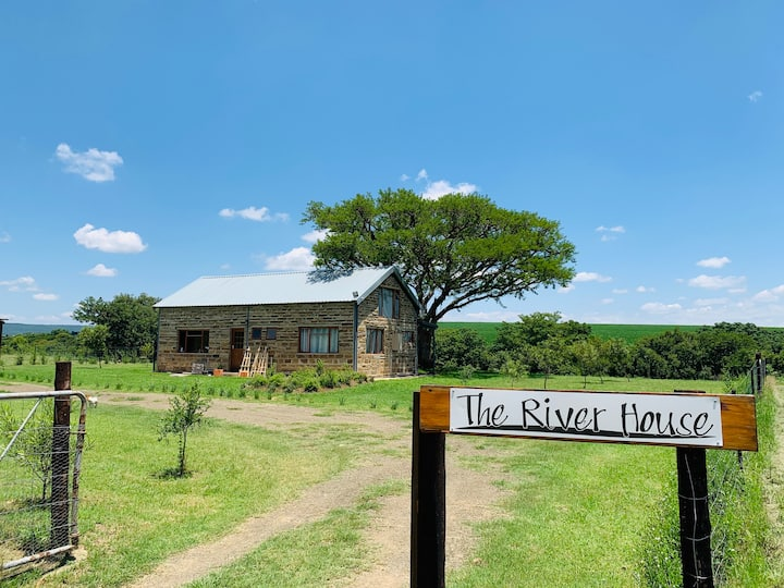 Tugela River Lodge: River House