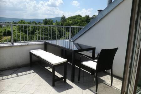 Dachterrassenwohnung in Baden bei Wien