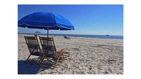 ****OCEAN/BEACH FRONT-BUY 2 NTS & GET 3RD FREE****