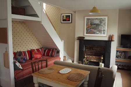 Small cosy 1 bedroom cottage in Horrabridge
