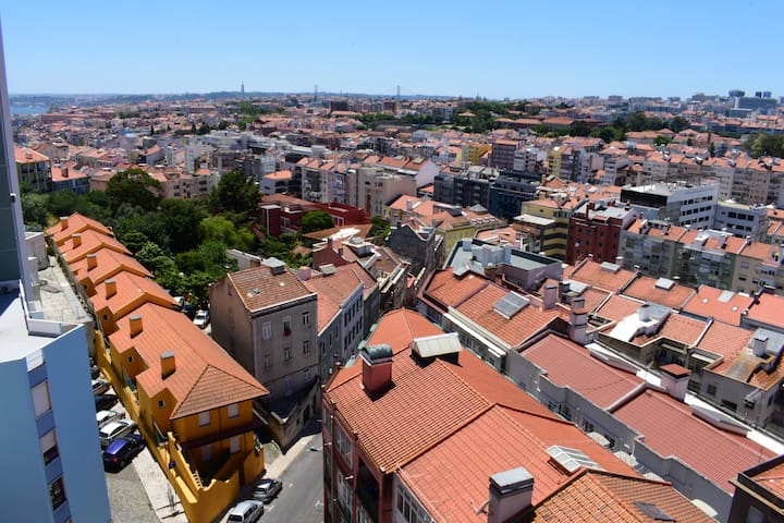 360° View from the roof top (Limited access - request upon check in)