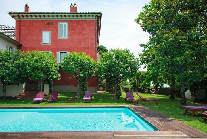 Appartamento superior Villa Cassia con colazione
