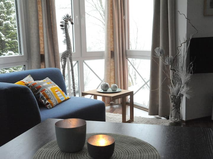 Apartment Heller am Hasselkopf - Bergblick