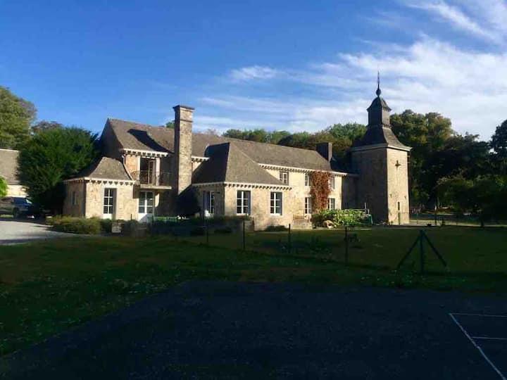 Chambre Maria - Domaine du Chateau de Tinlot