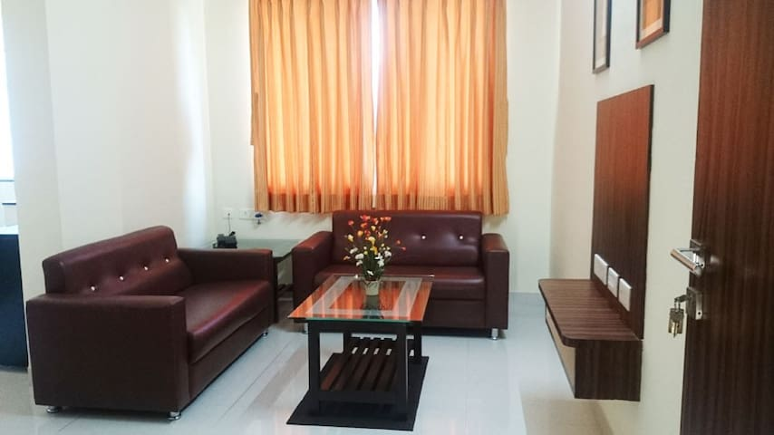 1 BHKService Apartments