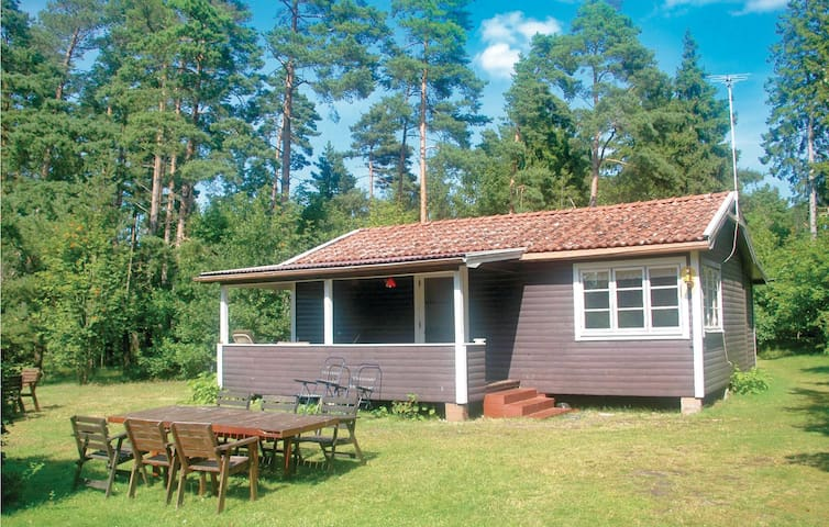 Holiday cottage with 2 bedrooms on 53m² in Gotlands Tofta