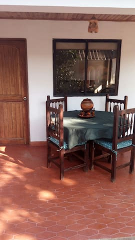 Habitación doble en Playa Mendoza - Tubará