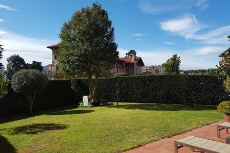 Precioso piso con jardín - Berango - บ้าน