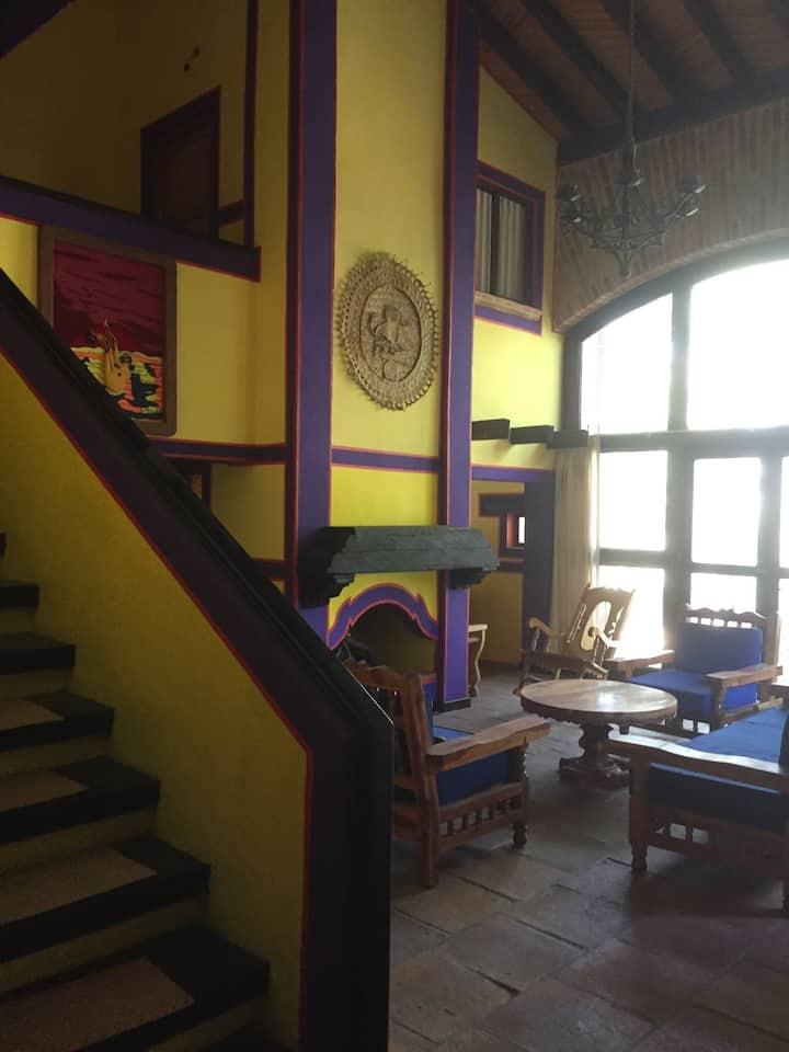 Casa tipo mexicano, tres recamaras,