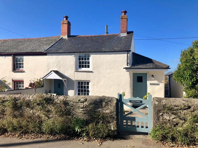 Cosy Cornish Coastal Cottage near St Mawes